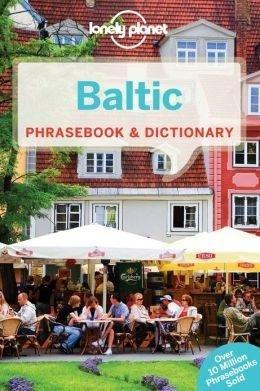 Baltic States Lonely Planet phrasebook 9781741040142  Lonely Planet Phrasebooks  Taalgidsen en Woordenboeken Baltische Staten en Kaliningrad