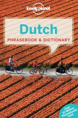 Dutch Lonely Planet phrasebook 9781741792744  Lonely Planet Phrasebooks  Taalgidsen en Woordenboeken Nederland