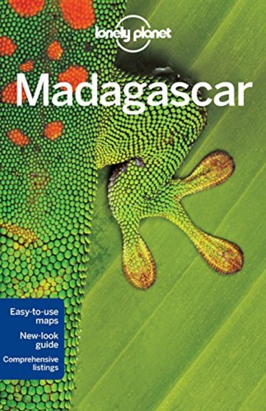 Lonely Planet Madagascar 9781742207780  Lonely Planet Travel Guides  Reisgidsen Madagascar