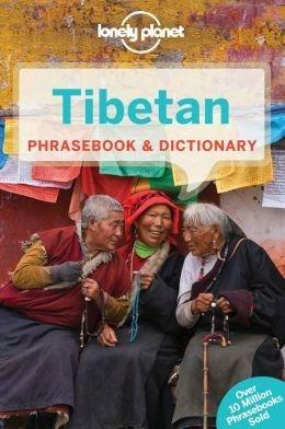 Tibetan Lonely Planet phrasebook 9781743211830  Lonely Planet Phrasebooks  Taalgidsen en Woordenboeken Tibet
