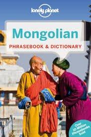 Mongolian Lonely Planet phrasebook 9781743211847  Lonely Planet Phrasebooks  Taalgidsen en Woordenboeken Mongolië