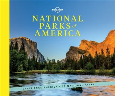 Lonely Planet: National Parks of America 9781760340643  Lonely Planet   Natuurgidsen, Reisgidsen Verenigde Staten