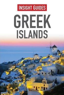 Insight Guide Greek Islands 9781780051598  APA Insight Guides/ Engels  Reisgidsen Egeïsche Eilanden