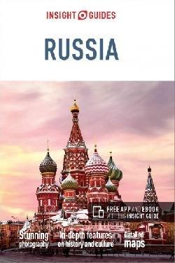 Insight Guide Russia 9781780057163  APA Insight Guides/ Engels  Reisgidsen Rusland