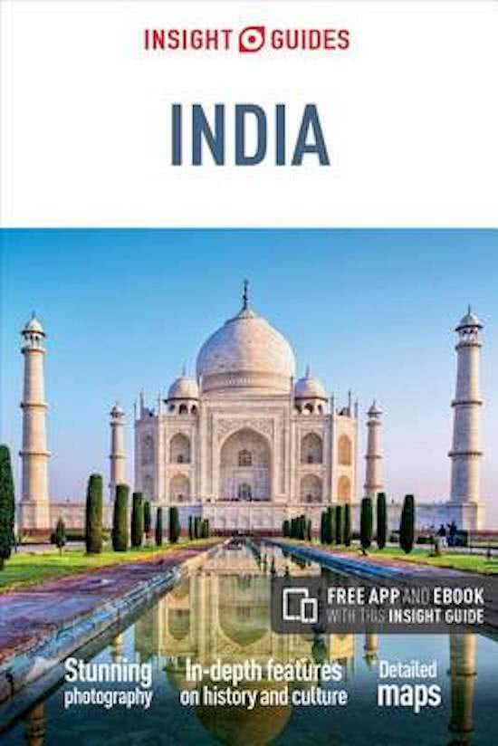 Insight Guide India 9781780057255  APA Insight Guides/ Engelstalig  Reisgidsen India