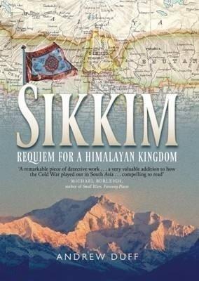 Sikkim 9781780272863 Duff, Andrew Birlinn Ltd.   Reisverhalen Bhutan en Sikkim