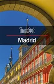 Time Out Madrid 9781780592626  Time Out   Reisgidsen Madrid