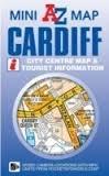 Cardiff mini streetmap 9781782570783  A Z   Stadsplattegronden Wales