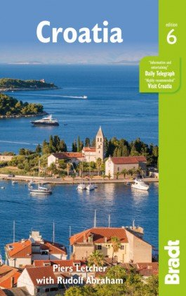 The Bradt Guide to Croatia | reisgids 9781784770082  Bradt   Reisgidsen Kroatië