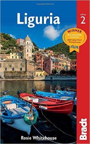 The Bradt Guide to Liguria / Italian Riviera   reisgids * 9781784770105  Bradt   Reisgidsen Genua, Ligurië