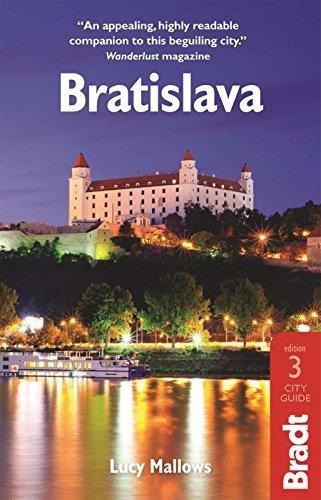 Bratislava | reisgids 9781784770266  Bradt   Reisgidsen Slowakije