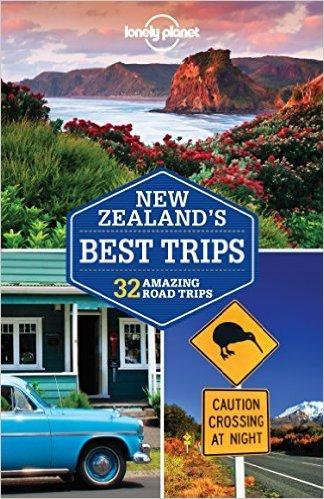 Lonely Planet New Zealand, Best Trips 9781786570253  Lonely Planet LP Best Trips  Reisgidsen Nieuw Zeeland