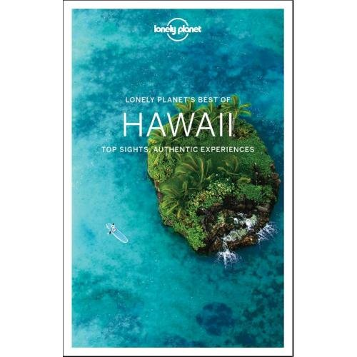 Best of Hawaii 9781786570444  Lonely Planet Best of ...  Reisgidsen Hawaii