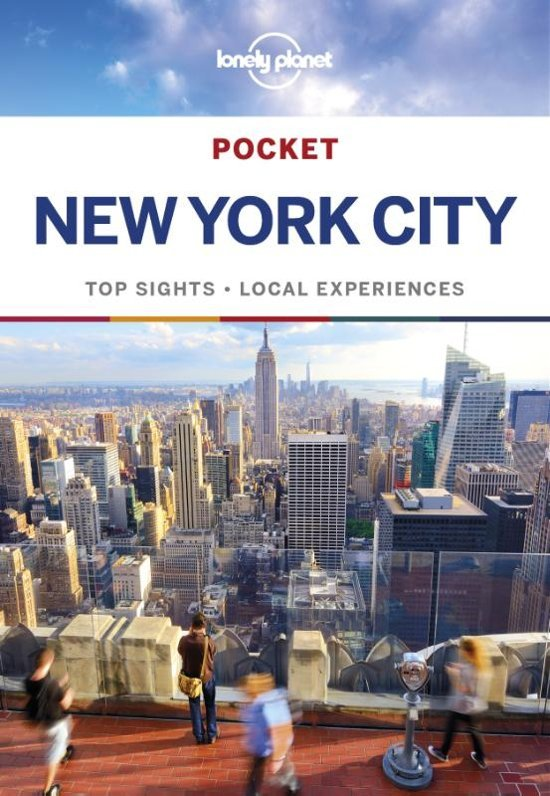 New York City Lonely Planet Pocket Guide 9781786570680  Lonely Planet Lonely Planet Pocket Guides  Reisgidsen New York, Pennsylvania, Washington DC