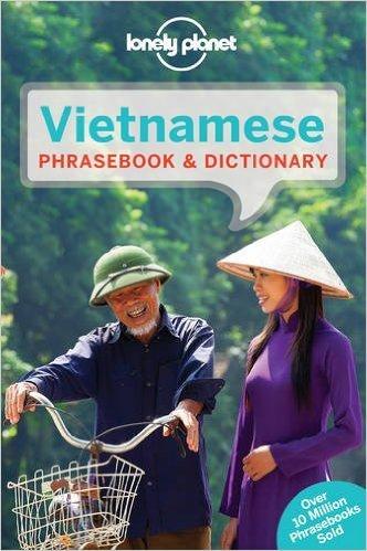 Vietnamese Lonely Planet phrasebook 9781786571090  Lonely Planet Phrasebooks  Taalgidsen en Woordenboeken Vietnam