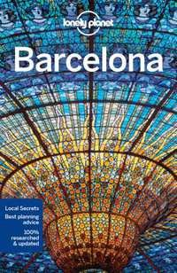 Barcelona | Lonely Planet City Guide 9781786571229  Lonely Planet Cityguides  Reisgidsen Barcelona