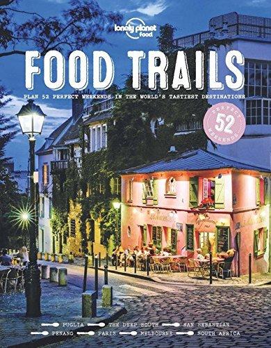 Food Trails | Lonely Planet 9781786571304  Lonely Planet   Culinaire reisgidsen Wereld als geheel