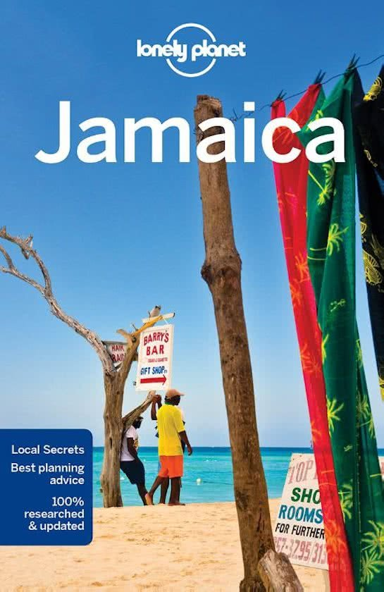 Lonely Planet Jamaica 9781786571410  Lonely Planet Travel Guides  Reisgidsen Overig Caribisch gebied