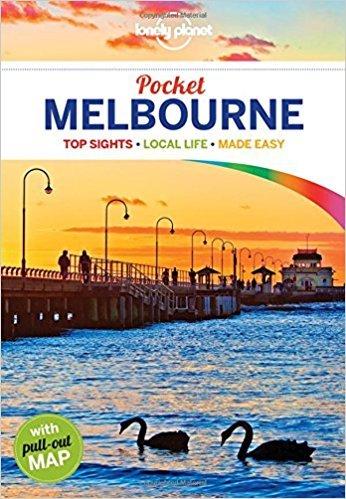 Pocket Melbourne Lonely Planet Pocket Guide 9781786571564  Lonely Planet Lonely Planet Pocket Guides  Reisgidsen Australië