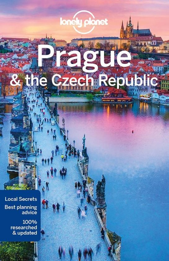 Lonely Planet Prague and the Czech Republic 9781786571588  Lonely Planet Travel Guides  Reisgidsen Tsjechië