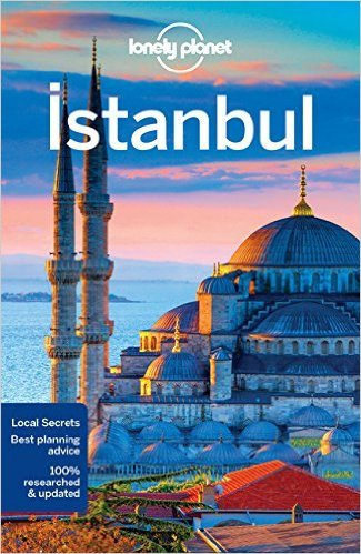 Istanbul 9781786572288  Lonely Planet Cityguides  Reisgidsen Europees Turkije met Istanbul