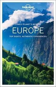 Best of  Europe 9781786572394  Lonely Planet Best of ...  Reisgidsen Europa