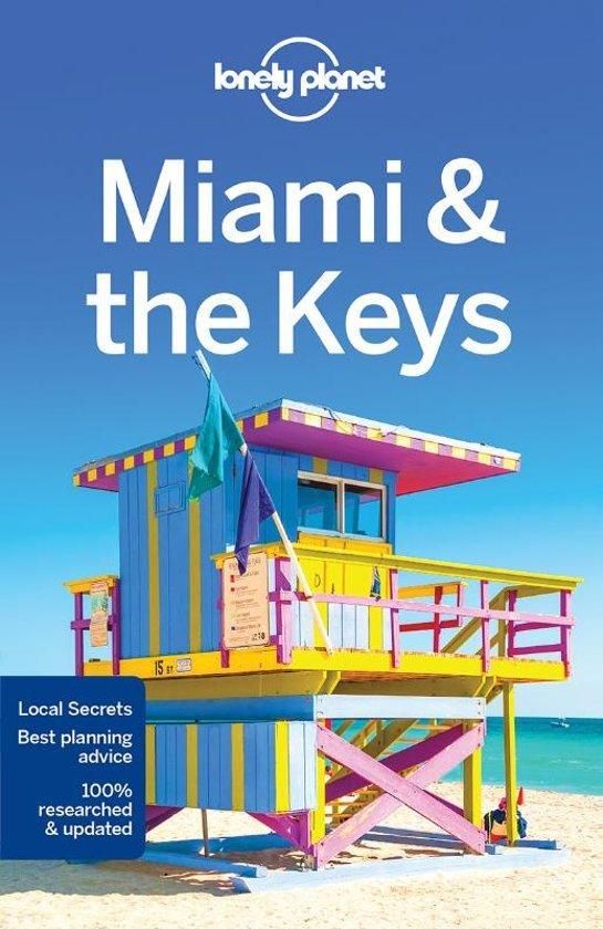 Miami + the Keys 9781786572547  Lonely Planet Cityguides  Reisgidsen Florida