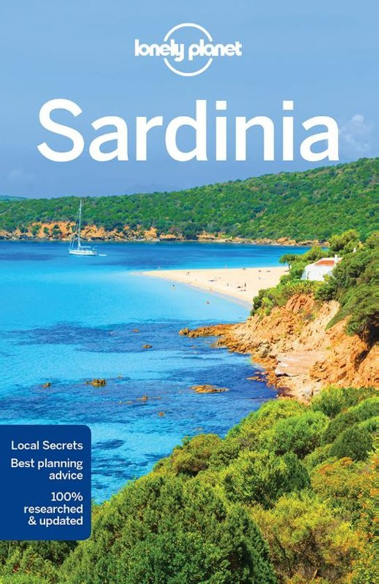 Lonely Planet Sardinia 9781786572554  Lonely Planet Travel Guides  Reisgidsen Sardinië