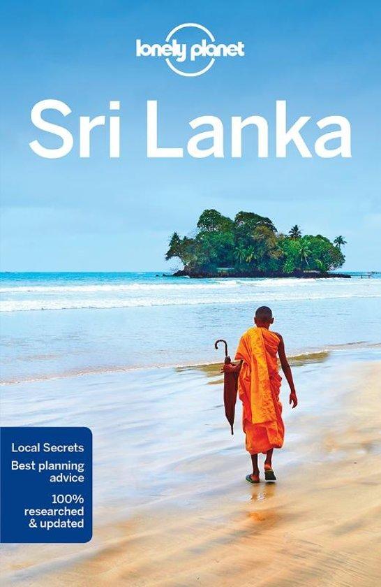 Lonely Planet Sri Lanka 9781786572578  Lonely Planet Travel Guides  Reisgidsen Sri Lanka