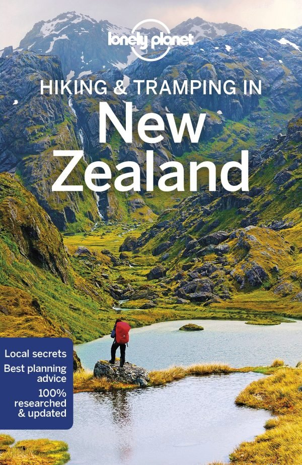 New Zealand Hiking &Tramping | Lonely Planet 9781786572691  Lonely Planet Walking Guides  Wandelgidsen Nieuw Zeeland
