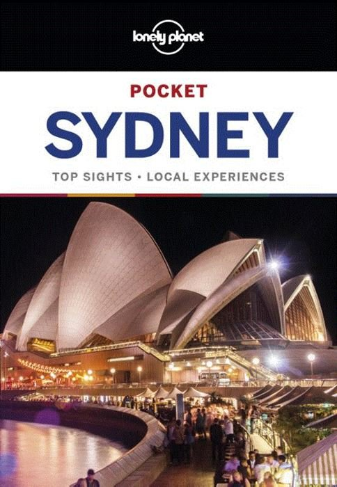 Sydney Lonely Planet Pocket Guide 9781786572707  Lonely Planet Lonely Planet Pocket Guides  Reisgidsen Australië