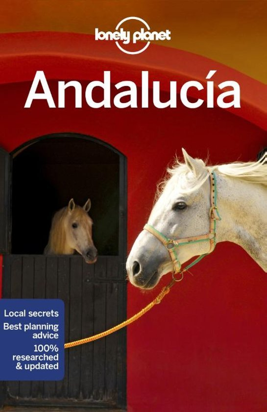 Lonely Planet Andalucia (Andalusië) 9781786572752  Lonely Planet Travel Guides  Reisgidsen Andalusië