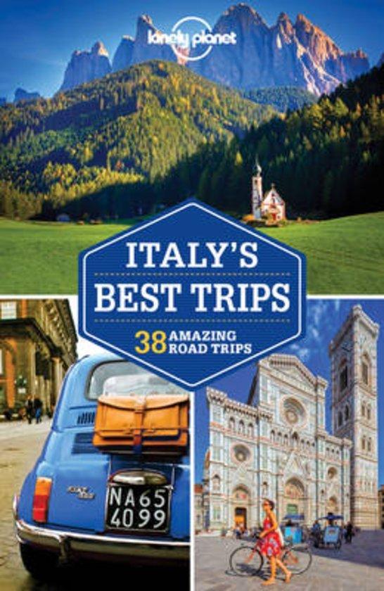 Lonely Planet Italy's Best Trips 9781786573216  Lonely Planet LP Best Trips  Reisgidsen Italië