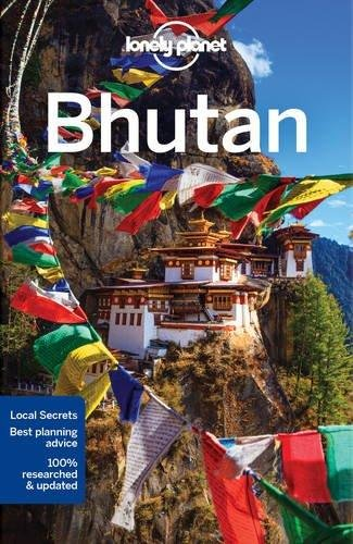 Lonely Planet Bhutan 9781786573230  Lonely Planet Travel Guides  Reisgidsen Bhutan en Sikkim