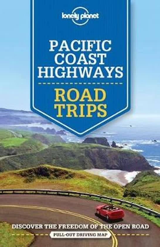 Pacific Coast Highways Lonely Planet Road Trips 9781786573568  Lonely Planet Road Trips  Reisgidsen VS-West, Rocky Mountains