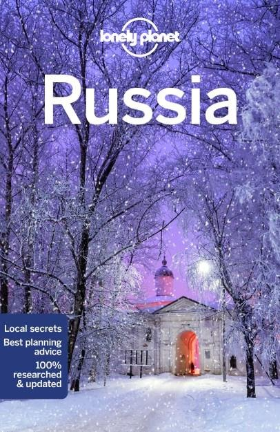 Lonely Planet Russia 9781786573629  Lonely Planet Travel Guides  Reisgidsen Rusland