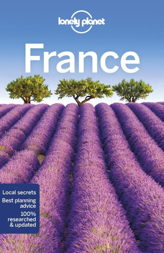 Lonely Planet France 9781786573797  Lonely Planet Travel Guides  Reisgidsen Frankrijk