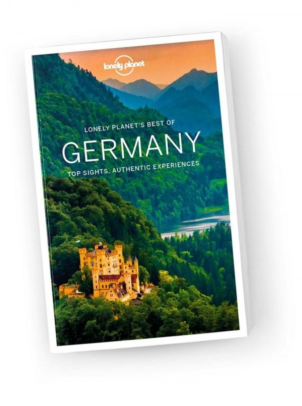 Best of Germany | Lonely Planet 9781786573902  Lonely Planet Best of ...  Reisgidsen Duitsland