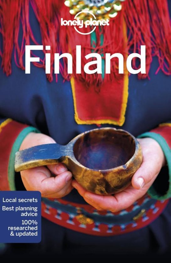 Lonely Planet Finland 9781786574671  Lonely Planet Travel Guides  Reisgidsen Finland