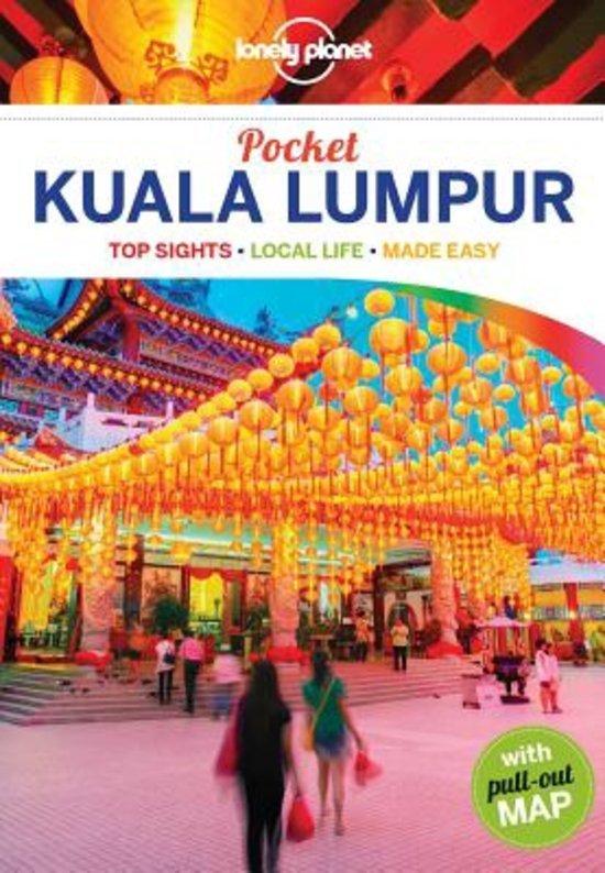 Kuala Lumpur Lonely Planet Pocket Guide 9781786575340  Lonely Planet Lonely Planet Pocket Guides  Reisgidsen Maleisië en Brunei