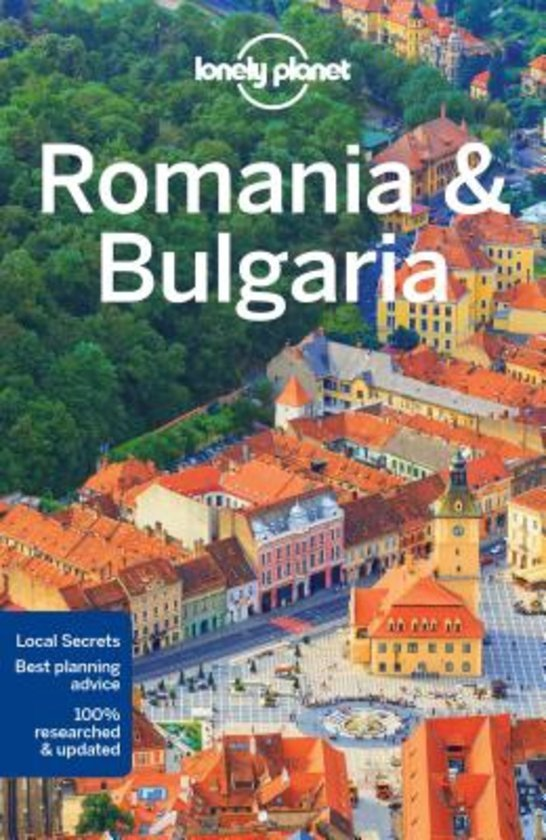 Lonely Planet Romania & Bulgaria 9781786575432  Lonely Planet Travel Guides  Reisgidsen Roemenië, Moldavië
