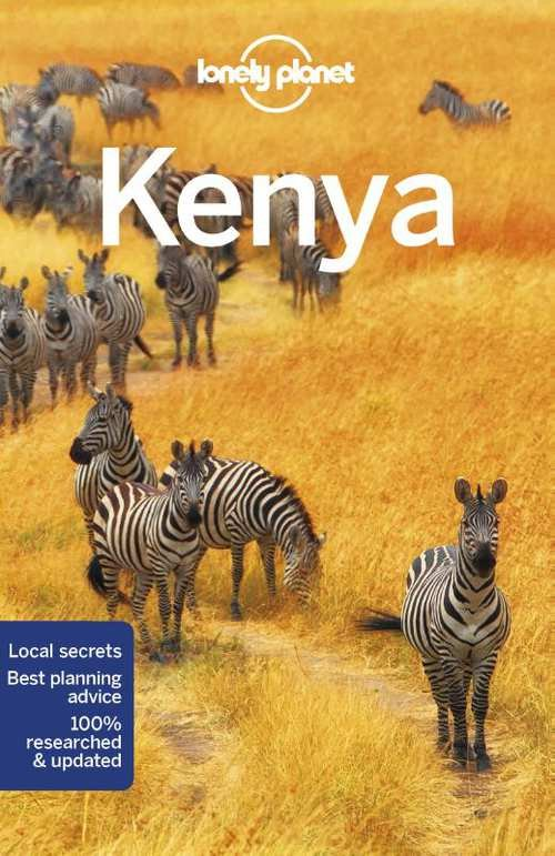 Lonely Planet Kenya 9781786575630  Lonely Planet Travel Guides  Reisgidsen Kenia