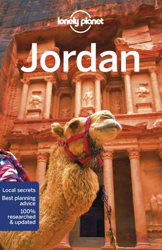 Lonely Planet Jordan 9781786575753  Lonely Planet Travel Guides  Reisgidsen Syrië, Libanon, Jordanië, Irak