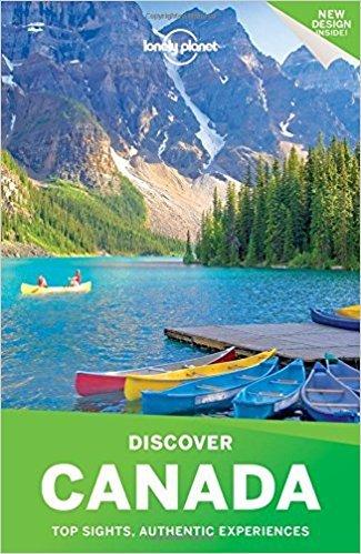 Canada 9781786576460  Lonely Planet Discover...  Reisgidsen Canada