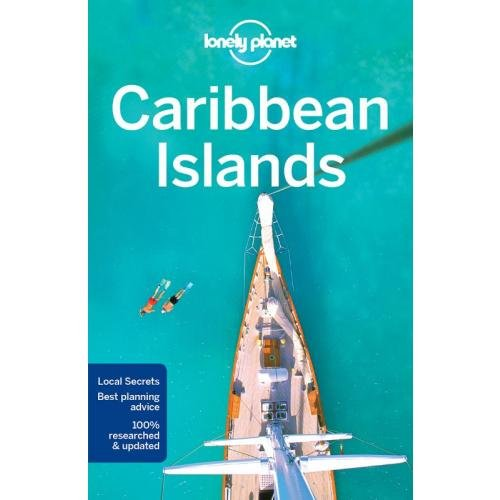 Lonely Planet Caribbean Islands 9781786576507  Lonely Planet Travel Guides  Reisgidsen Caribisch Gebied