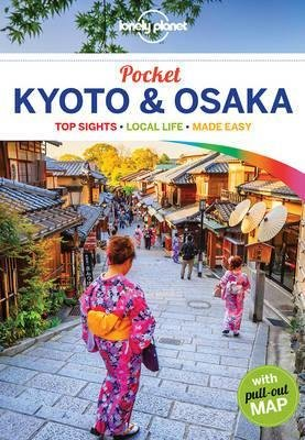Kyoto & Osaka Lonely Planet Pocket Guide * 9781786576552  Lonely Planet Lonely Planet Pocket Guides  Afgeprijsd, Reisgidsen Japan