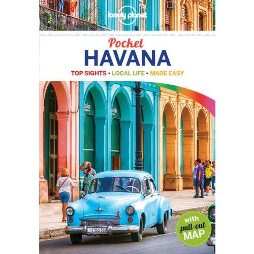 Havana Lonely Planet Pocket Guide 9781786576996  Lonely Planet Lonely Planet Pocket Guides  Reisgidsen Cuba