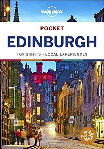 Edinburgh Lonely Planet Pocket Guide 9781786578020  Lonely Planet Lonely Planet Pocket Guides  Reisgidsen Schotland