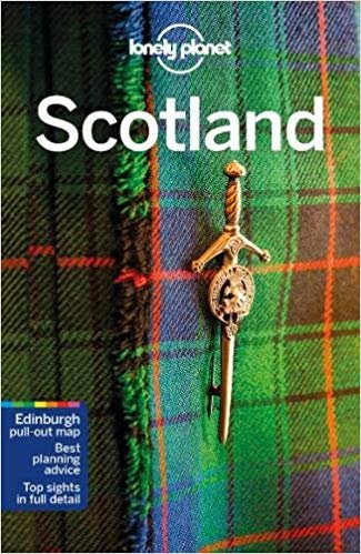 Lonely Planet Scotland 9781786578037  Lonely Planet Travel Guides  Reisgidsen Schotland