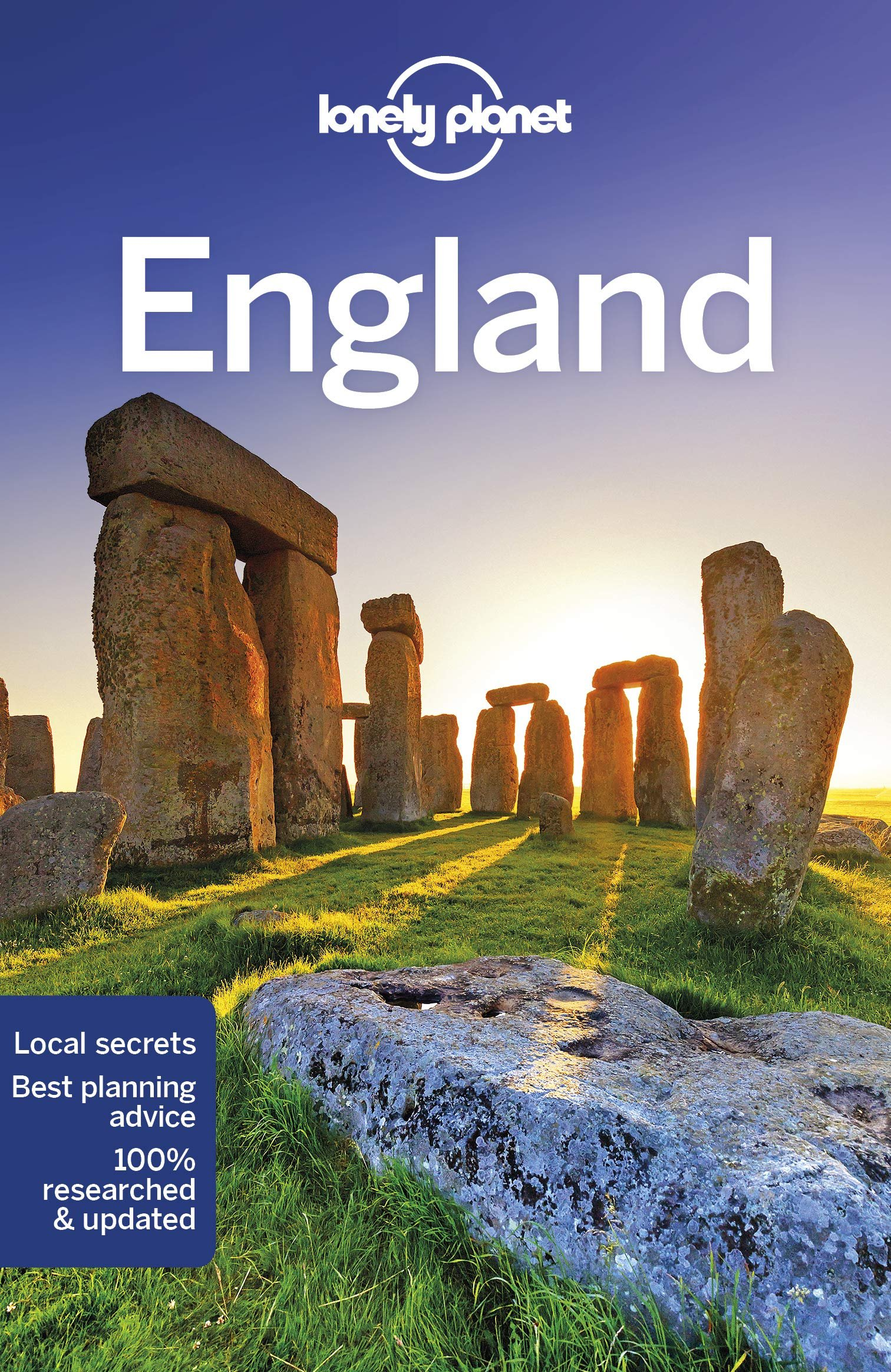 Lonely Planet England 9781786578044  Lonely Planet Travel Guides  Reisgidsen Groot-Brittannië